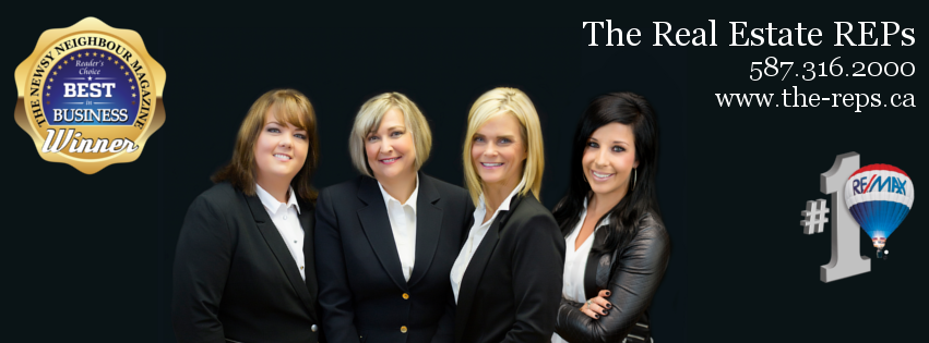 The Real Estate REPS - Carey Rose. Debbie Enslen. Hayley Poirier