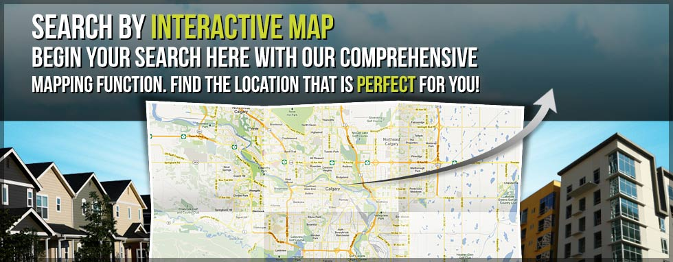 Search by Interactive Map